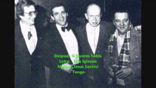 JORGE FALCÓN - DESPUES SI QUERES HABLA (FANFARRON) - TANGO thumbnail