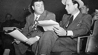 "The Abbott & Costello Show (nbc Radio  October 4, 1947) ""nuts & Bolts"""