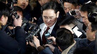 Вопрос об аресте вице президента Samsung отложен до 16 января