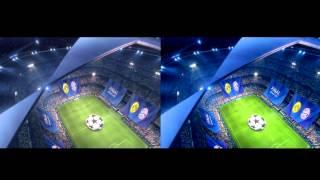 UEFA Champions League Final 2013 Intro HD (Original VS Remastered)