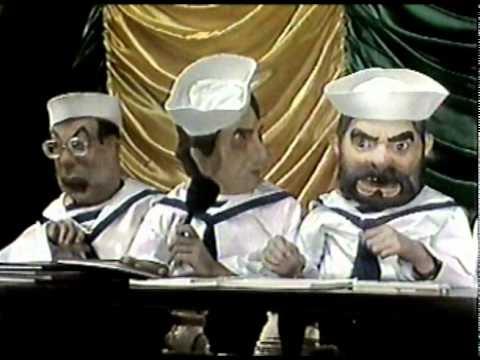 Escolinha para Presidenciáveis - Cabaré do Barata, 1989