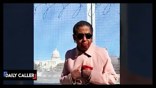 Capitol Fence Makes The US Look Like A 'Totalitarian Regime,' Says Congresswoman