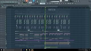 Post Malone - I Fall Apart (Renzyx Remix) (Fl Studio Remake By Patrick Reed) + FLP