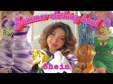 Download HUGE SHEIN SUMMER HAUL 2021!! *trendy & affordable* / W discount code