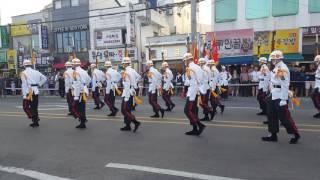 해병의장대 통영한산대첩기념축제