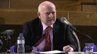 """IX Conferencia Santa Catalina: """"Ciencia y Religión. ¿Enfrentadas?"""" (José María Valderas Gallardo)"""