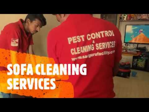 Sofa, Sofa cum Bed Cleaning Services in Mumbai, Thane and  Navi Mumbai