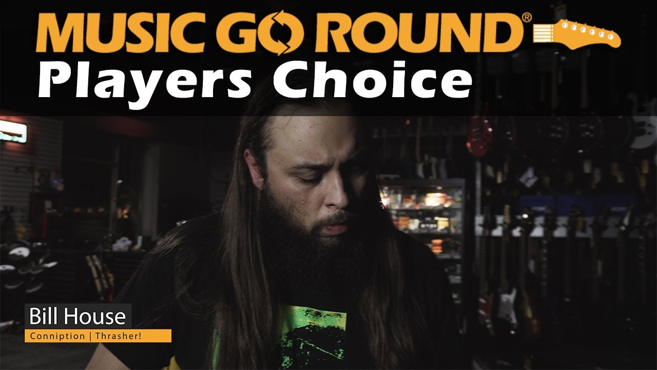 Music Go Round | Bill House from Conniption and Thrasher
