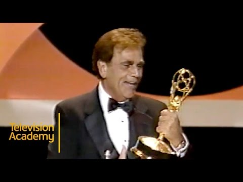 Alex Rocco Wins Outstanding Supporting Actor in a Comedy Series | Emmy Archive 1990