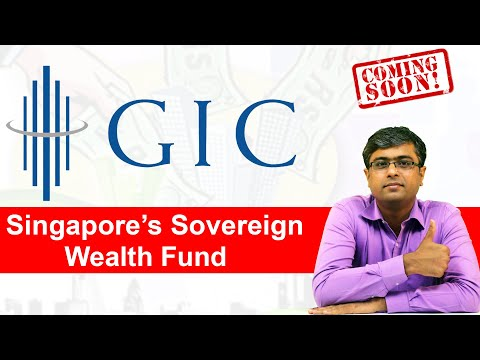 $ 3Bn Coming Soon | GIC - Singapore's Sovereign Wealth Fund