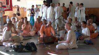 HH Kadamba Kanana Swami Evening Kirtan 23 06 2013