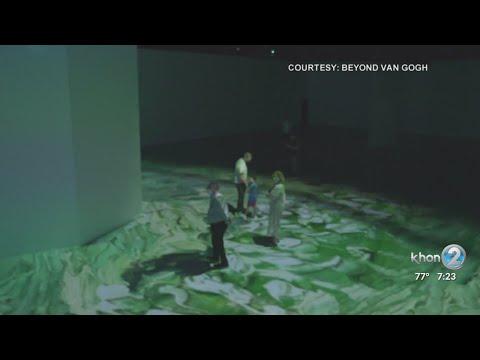 'Beyond Van Gogh' to open in Honolulu on July 2