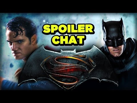 5 Big Batman v Superman Spoilers We Need To Talk About