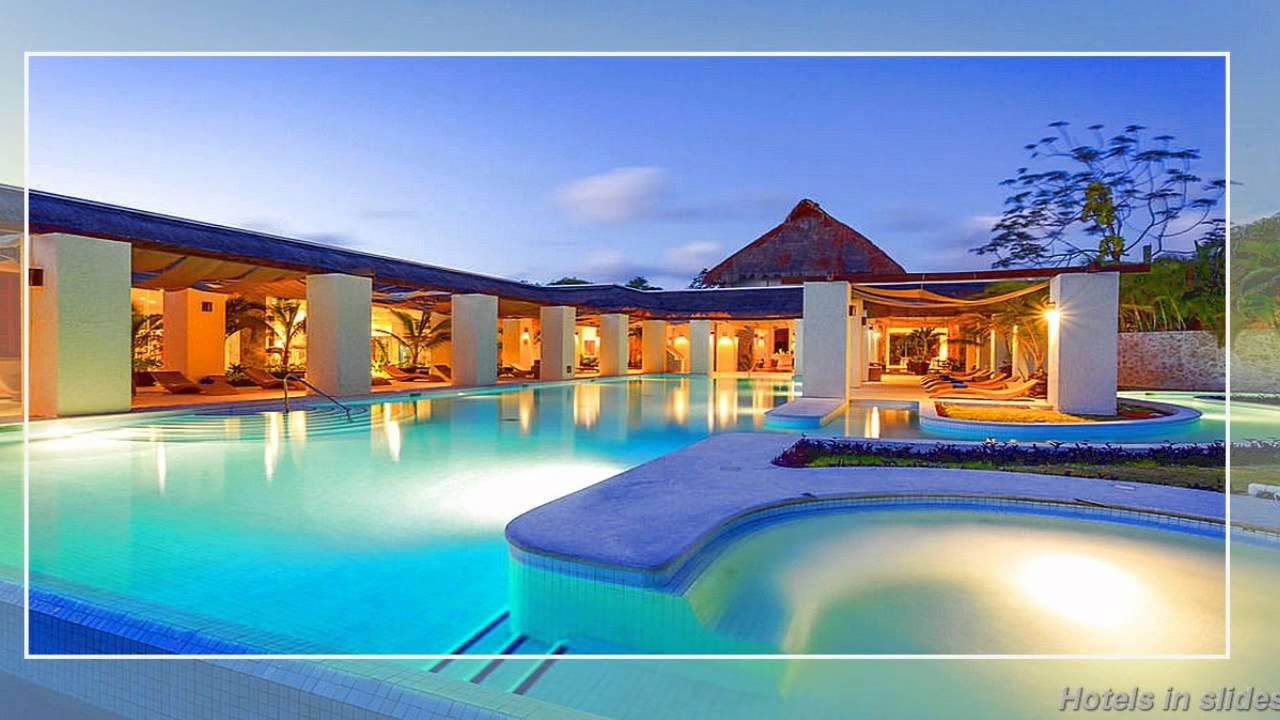 Grand Palladium White Sand Resort Spa All Inclusive Kantenah Quintana Roo Mexico Youtube