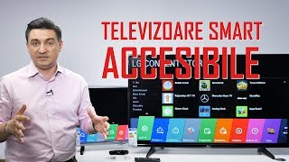UNBOXING & REVIEW - Televizoare Smart Accesibile