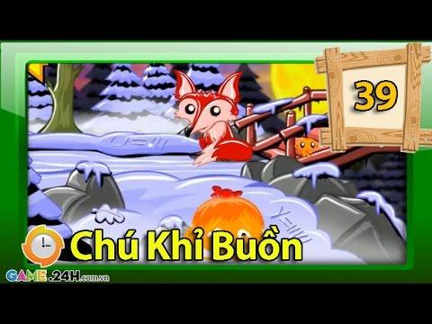 Hướng dẫn chơi game chú khỉ buồn 39 cực hay – Video hướng dẫn chơi game 24h