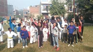 Akanksha Karate classes - Sports Academy