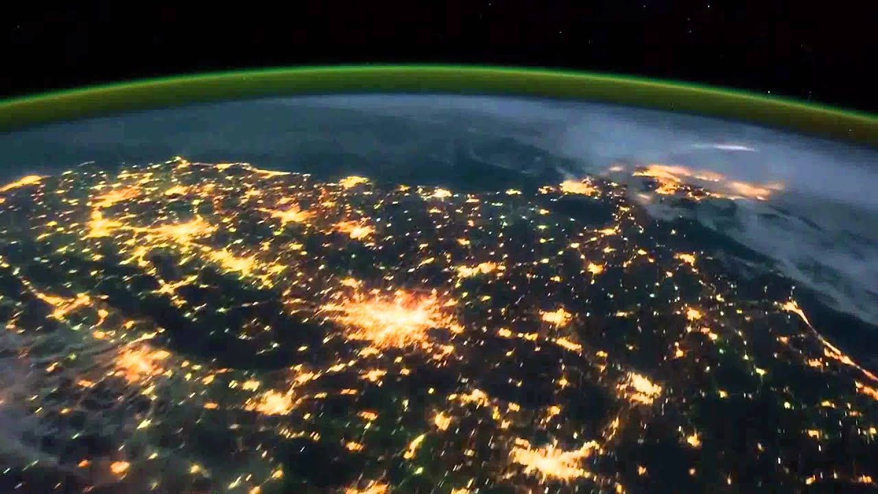 Voo sobre o Planeta terra timelapse Full HDEarth HD Time Lapse View from Space,Fly Over - YouTube