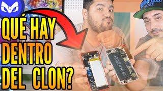 QUE HAY DENTRO DEL CLON iPhone 7 Plus vs REAL