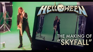 "Behind The Scenes: ""Skyfall"" Video Shoot 