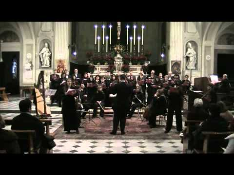 saint saens christmas oratorio benedictus benedicatxmass