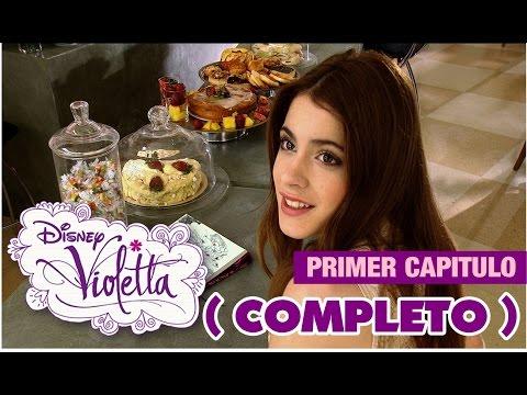 Violetta Temporada 1-  Capítulo 1 ( COMPLETO )