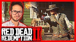 Red Dead Redemption 2, découvrez les armes en vidéo et images