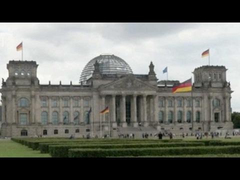 German deputies elect new president