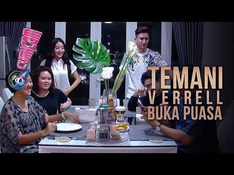 Wilona Beri Surprise Ajak Keluarga Temani Verrell Buka Puasa - Cumicam 18 Mei 2018