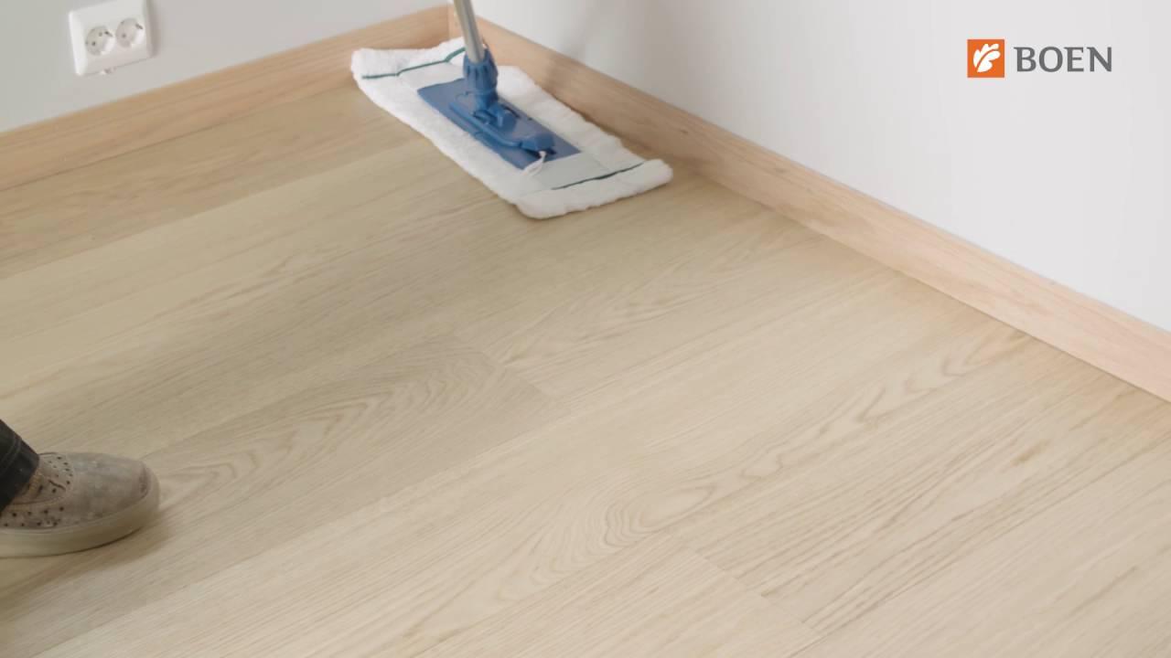 Elegant BOEN Care And Maintenance   Oiled Hardwood Flooring