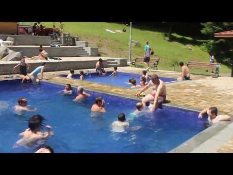 Серные ванны Боржоми
