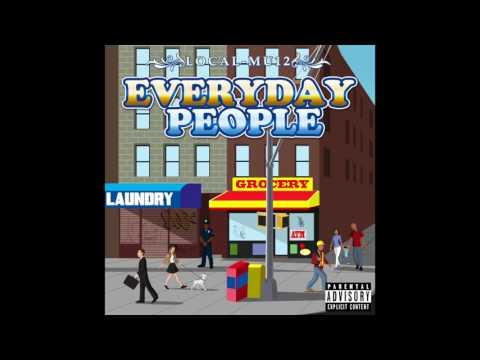 Local-Mu12 - Everyday People [Full Album]