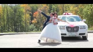 Свадьба видео - Альберт и Альбина - свадебный клип 2015 - Almazstudio