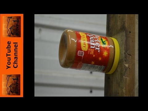 The Peanut Butter Trick And How To Make It Twice As Attractive, Best Deer Bait?