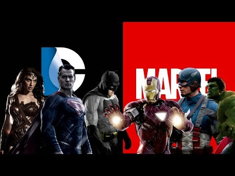 Soundtrack Marvel and DC (Best Of Epic Music - Theme Song ) - Musique film Marvel vs DC