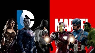 Download Soundtrack Marvel and DC (Best Of Epic Music - Theme Song ) - Musique film Marvel vs DC