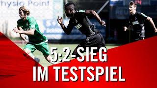 5:2 SIEG für den 1. FC KÖLN im Testspiel gegen Eichstätt | Highlights