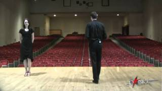 Easy to Learn Swing Basic | Basic Swing Steps | Ballroom Swing Dance Steps | Basic Club Dance Steps