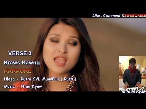 Kraws Kawng II karaoke by Htun Kyaw