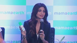 UNCUT: Shilpa Shetty Kundra Invest In Mamaearth || TOP NEWS JUST4U