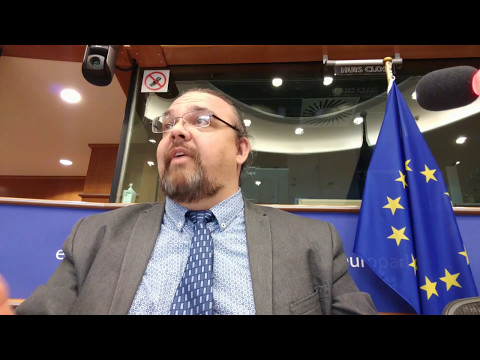 European Parliament blockchain presentation May 2017
