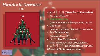 Download lagu EXO Miracles in December MP3