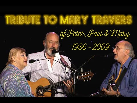 Mary Travers Tribute - Photos by Bill & Roxie Mills - Music performed by Bill Mills