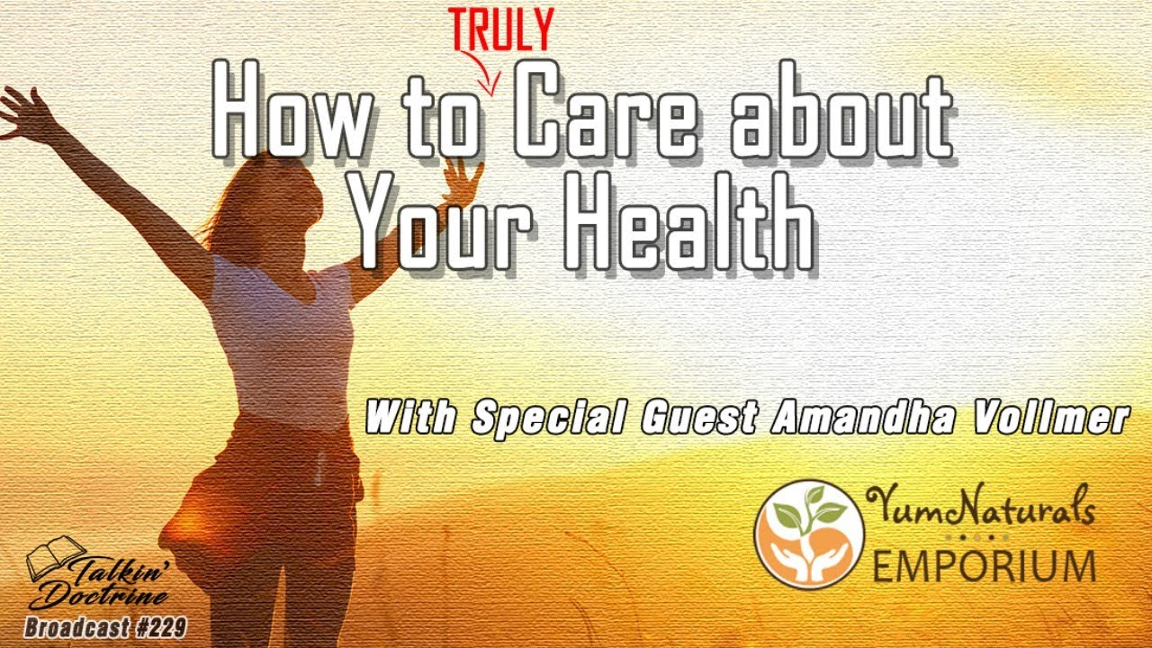 Naturapath Amandha Vollmer. Germ theory, covid hoax and taking care of your healt