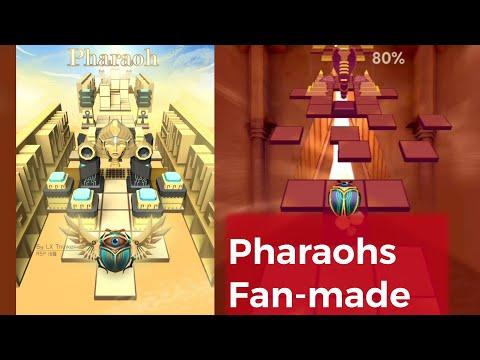 Rolling Sky - Pharaohs (Egypt v2) | Fan-Made