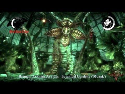 Batman Arkham Asylum - Botanical Gardens (Muzak)