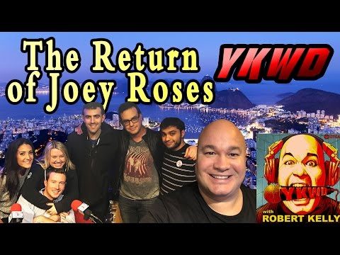 YKWD 147  The Return of Joey Roses! JOE DEROSA, SAM MORRIL, CHRISTI CHIELLO, JP MCDADE