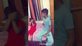 Oru Adar love baby dubsmash