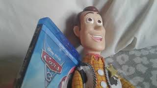 Woody Reviews: Cars 3