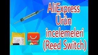 Reed Switch Ürün İncelemesi (AliExpress #5)